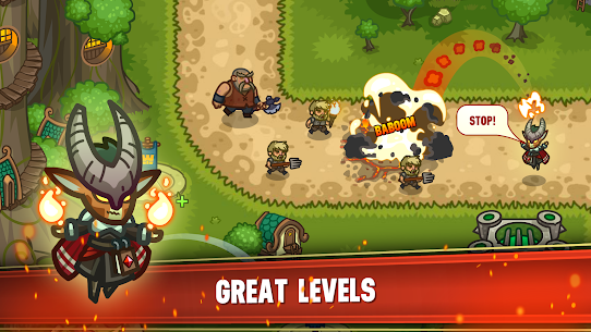 Tower Defense: Magic Quest Mod Apk (Unlimited Money) 4
