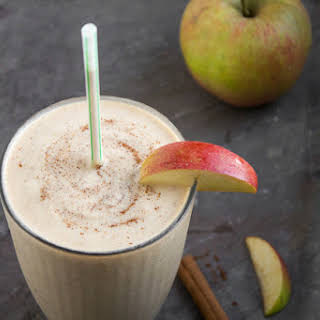Apple Peanut Butter Shakes.