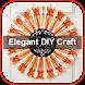 600 Elegant DIY Craft Ideas Offline - Androidアプリ