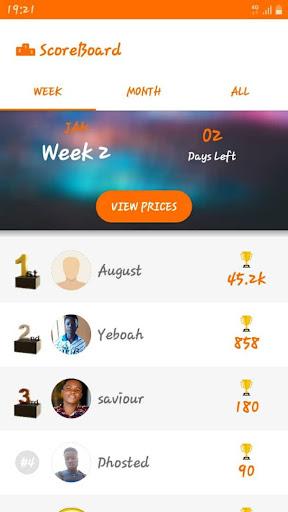 Gquiz screenshot 1