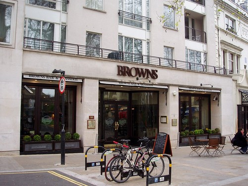 Photo Browns Brasserie