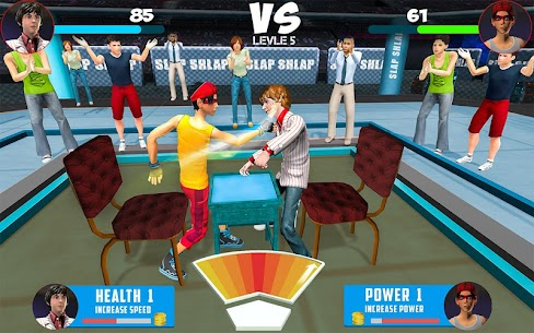 Slap The Boss & Buddy 5