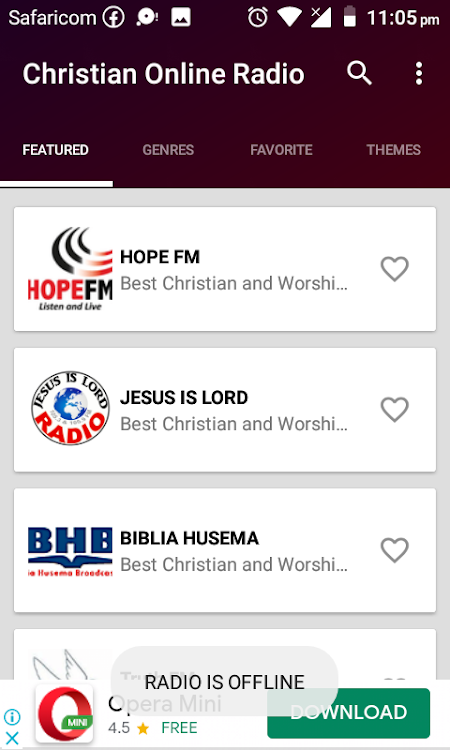 Best Gospel Stations In Kenya Android Apps Appagg