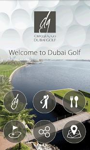 DubaiGolf - náhled