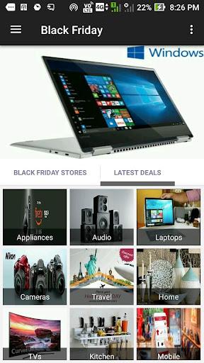 Black Friday 2017 deals screenshot 2