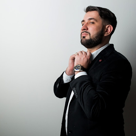 Wedding photographer Aleksandr Mikhaylov (AleksandrMihailo). Photo of 17.02.2018