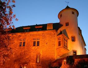 Photo: Burg Neuerburg © Wikipedia CC Lizenz Foto Josef Thiel