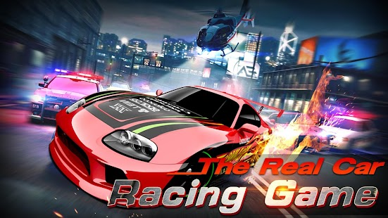 Driving Drift: Car Racing Game Screenshot