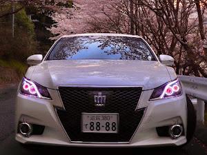 クラウンアスリート AWS210のカスタム事例画像 kurumi(姉貴)【王冠】さんの2020年04月08日03:35の投稿
