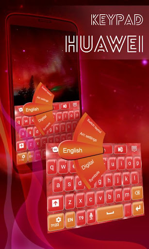 Keypad for Huawei Ascend G510