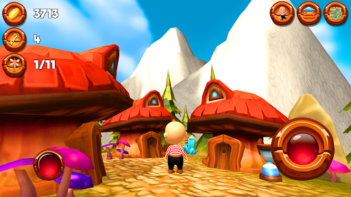 Baby and Princess Rescue Game 3 screenshots 1