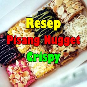 Resep Pisang Nugget Crispy