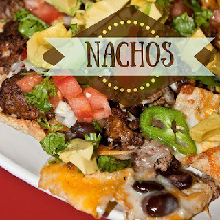 Pub Food – Nachos