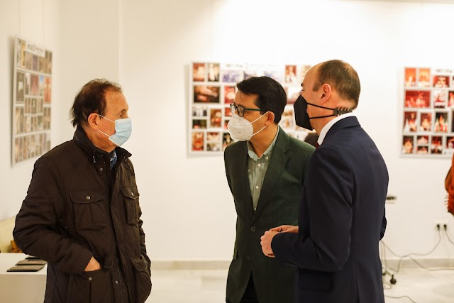 Organizada por la Diputación de Almería y Focoal, puede contemplarse en la Galería Alfareros hasta el próximo 4 de abril.
