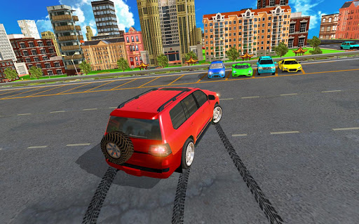 Prado Car Adventure - A Popular Simulator Game apkmr screenshots 9