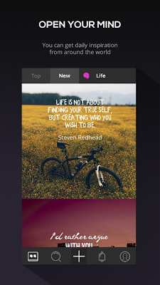 Inspire — Quotes Generator - screenshot