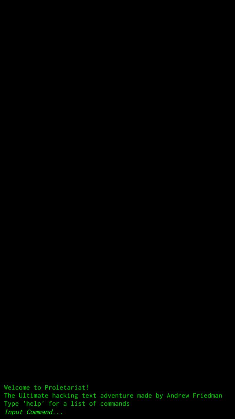 Скриншот Hacking Simulator