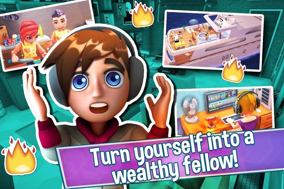 Kênh trò chơi Youtubers Life Gaming Gift Code 1.6.4 1