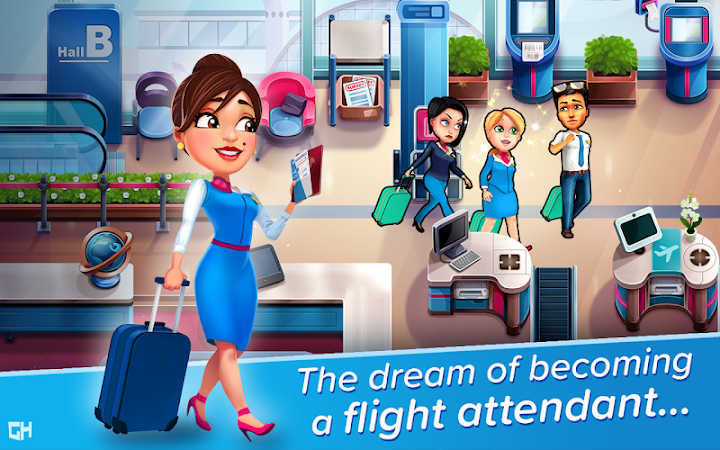 Amber's Airline - High Hopes ✈️ Android App Screenshot