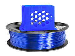 Translucent Blue PRO Series PETG Filament - 2.85mm (1kg)