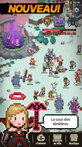 Evil Hunter Tycoon  captures d'écran 1