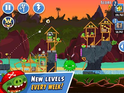 Angry Birds Friends Screenshot 6