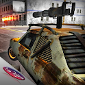 Racing Zombie Killer coche vel icon