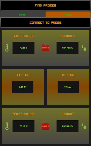 HVAC Wireless Thermometer