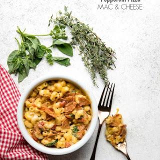 Pepperoni Pizza Mac & Cheese Recipe
