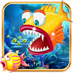 Hungry Fish - Fishing Frenzy Icon