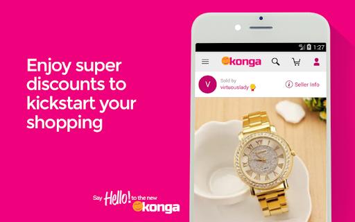 Konga Online Marketplace 3.1 Screenshots 3