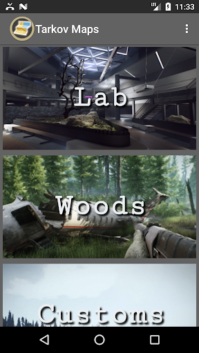 Screenshot for Tarkov Maps in United States Play Store