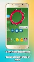Screenshot of Kids Musical Toys - 60 Rhymes