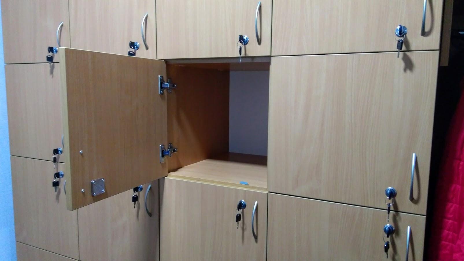 Индивидуальный шкаф - Модульная офисная мебель, Металлические каркасы столов, Мебельные опоры ✆ 0679245444