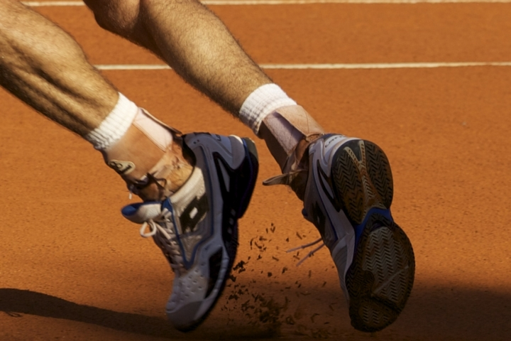 Tennis feet di mretina