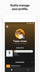 Spotify for Artists 1.3.1