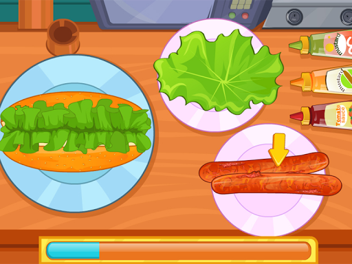 Cooking Hot Diggity Dog for PC