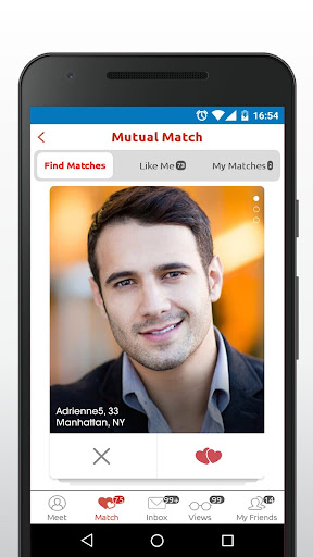 Mingle2 - Free Online Dating & Singles Chat Rooms screenshot