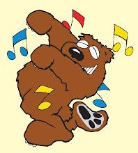 Photo: Dancing Bear tshirt design