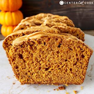 Pumpkin Butterscotch Bread