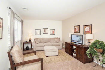 Go to Three Bedroom Townhouse Floorplan page.