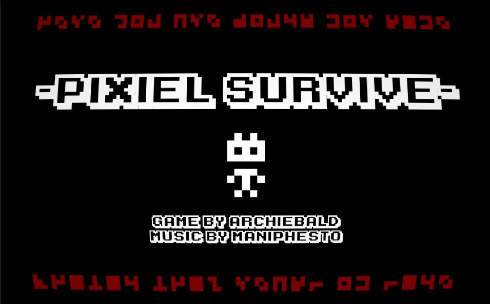 Pixiel Survive- screenshot