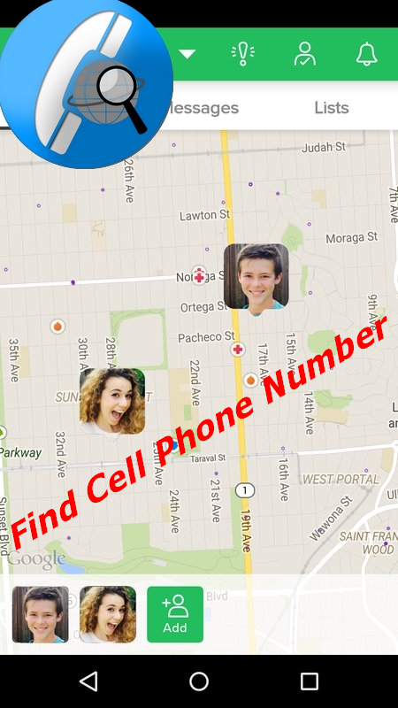 Search Phone Number - Free