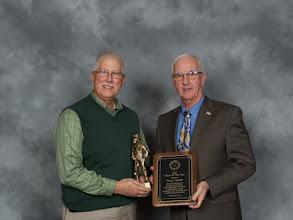 Photo: 2015 IMAA Miner of the Year, Walt Tharp of IMI