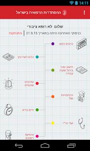 """הר""""י - ההסתדרות הרפואית בישראל - náhled"""