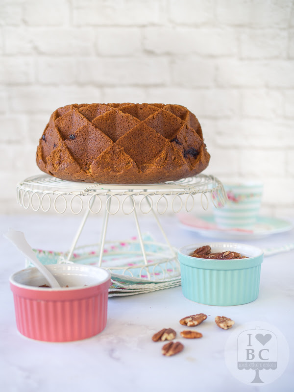Apple Butter Bundt Cake