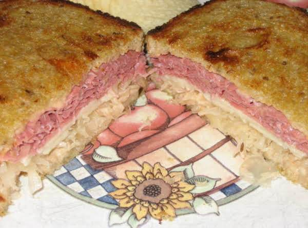 Reuben Recipe