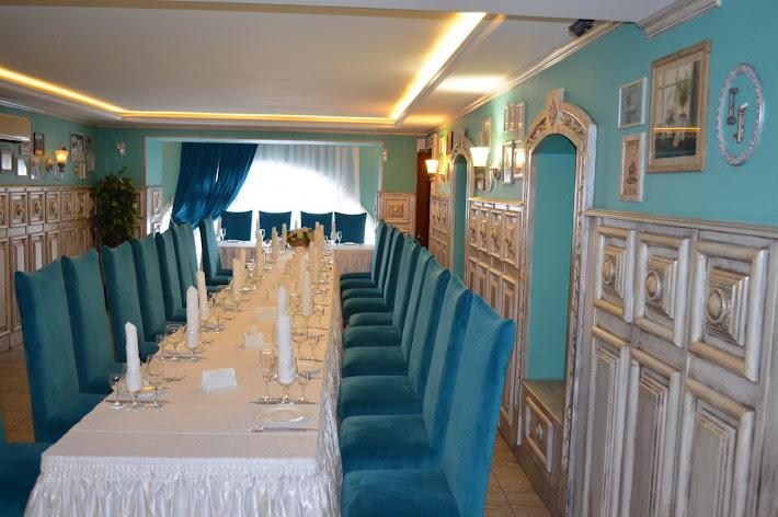 Фото №1 зала Зал «Бирюзовый»