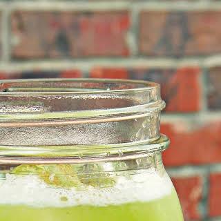Lemon Cucumber Ginger Juice Recipes.