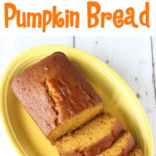 World's Best Pumpkin Bread Recipe!